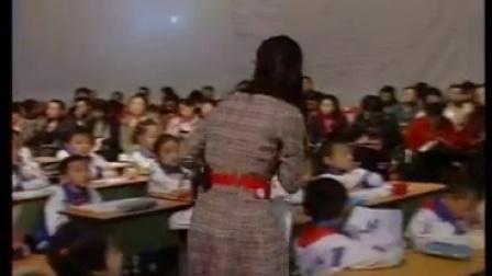 全国第六届青年教师阅读教学观摩《萧伯纳和小女孩》人教版小学语文三上,王艳萍