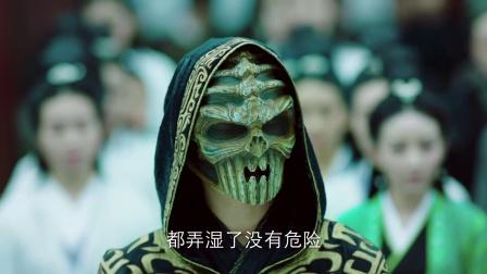 埋炸弹诛灭群雄 月神宫阴谋败露 《飞刀又见飞刀》39集精彩片段