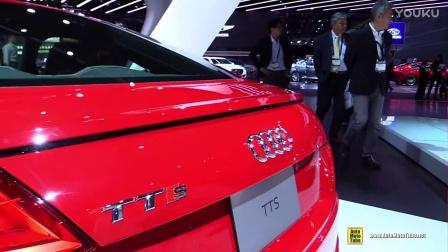 2017 Audi 奥迪 TTS - Exterior and Interior Walkaround - 2016 LA Auto Show