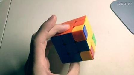 三阶魔方三角块自转的最小步骤解