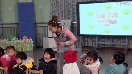 《三只熊的早餐》观摩课-幼儿园数学小班,南充市顺庆实验幼儿园:潘敏