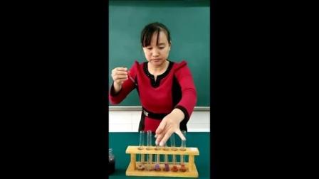 化学微课视频《识别溶液的酸碱性》
