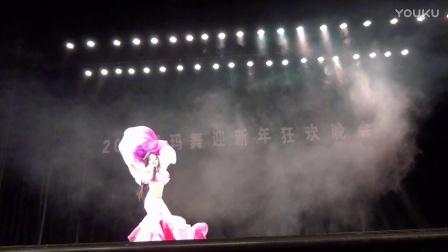 昆明肚皮舞印玛2017新年晚会林亚琪《会呼吸的空气》表演