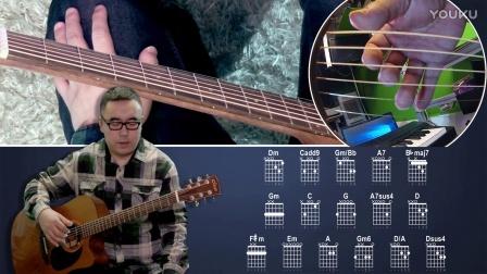 大伟吉他原创曲目《青春的纪念》吉他弹唱教学