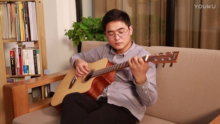 【鲸语堂】押尾桑民谣吉他指弹曲《黄昏》演奏 谭老师翻弹