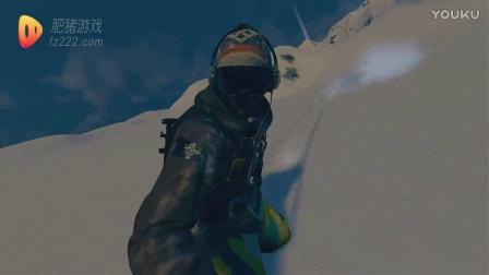 【STEEP】看看游戏里惊人的雪景