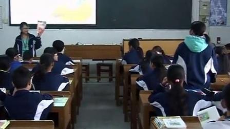 仁爱科普版初中英语七下Unit 5 Topic 3 广东欧阳慧冰