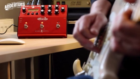The Atomic Amplifire Plays Jimi Style