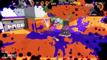 3DMGAME_《喷射战士2》任天堂Switch版演示视频