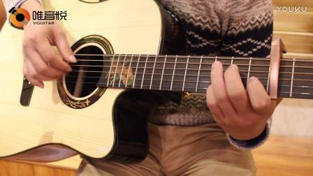 唯音悦 改编电音神曲《faded》简单版吉他指弹 美丽达吉他夏 音色试听