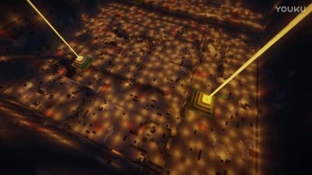 【红叔】粉丝服女巫塔第五圈工程记录 延时摄影 - 我的世界★Minecraft☆多人生存