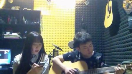 王菲《红豆》 吉他弹唱 [bodomchen]