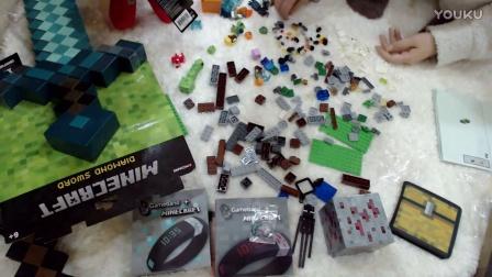 【红叔】是时候来展示一下minecraft的小玩具了!【minecraft★我的世界】