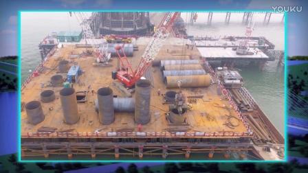 中铁十一局集团第一工程有限公司南沙港铁路-3标工程指挥部管理专题片2017年1月(广东·佛山)