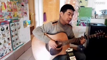 吉他弹唱《这一生最美的祝福》