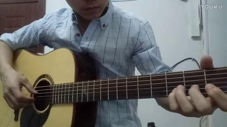 吉他独奏《梦中的婚礼》