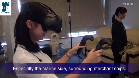 Virtual Reality at UNNC