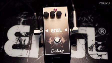 Engl Delay Pedal - HD Demo