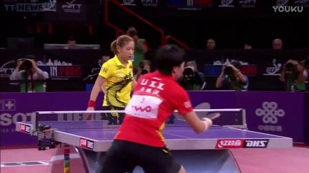精英乒乓网 致敬退役的大满贯李晓霞