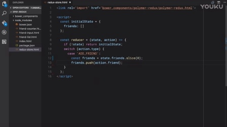 How to use Redux in Polymer -- Polycasts #61