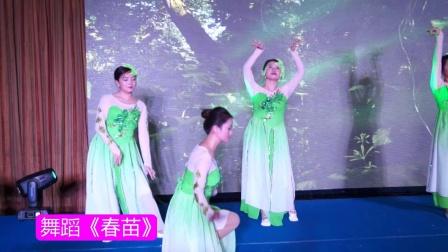 舞蹈《春苗》