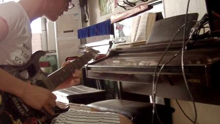 冉智伟吉他练琴视频
