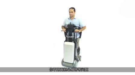 这利器让下肢瘫痪的人,站起来行走,还能跑来跑去