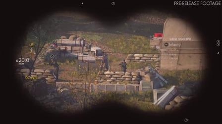 【游民星空】《狙击精英4》演示2