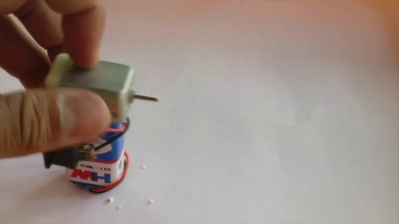 5 Awesome Use of Minimotor & 9 volt Battery
