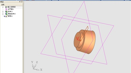 CimatronE 4轴叶轮造型