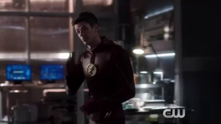 The Flash 3x10 Borrowing Problems from the Future 片花(官方正式版)