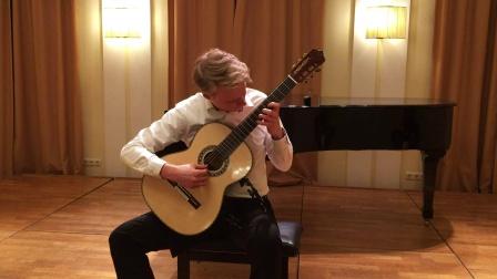 戈梅拉古典吉他演奏