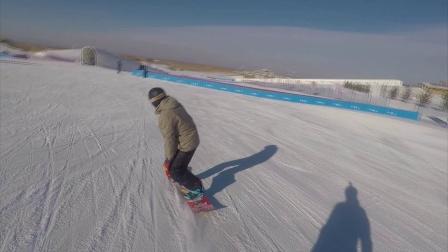 带着MAVIC和GOPRO去滑雪