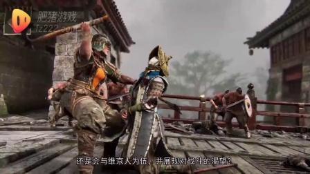 """""""阵营之战""""——《荣耀战魂》封测游戏内容完整揭露!"""