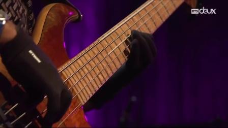 殿堂级融合吉他大师John McLaughlin与四度空间乐队-音乐会现场2016