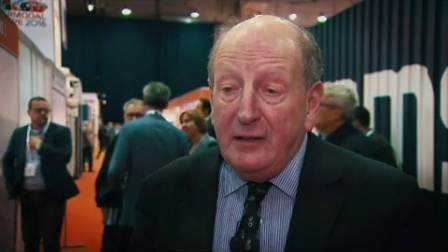 TONY BERKELEY INTERVIEW -INTERMODAL EUROPE