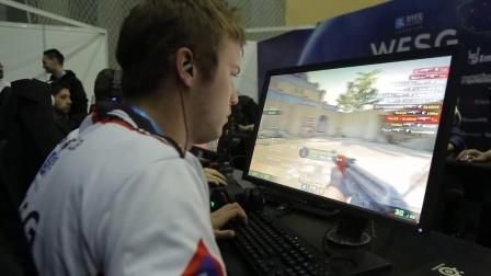WESG全球总决赛赛前中国CSGO项目选访