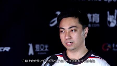 WESG全球总决赛炉石项目冠军专访