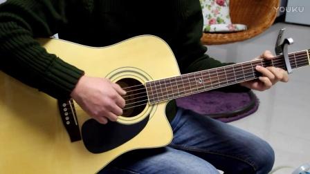 《成都》吉他弹唱