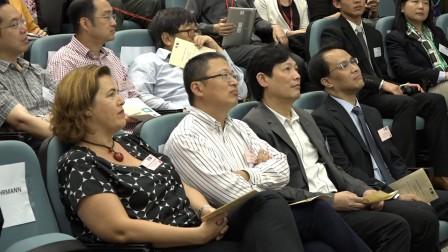 20160518 香港中文大學商學院商業領袖系列講座:苗樂文先生演說 - 活動精華