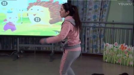 《一颗纽扣》观摩课-幼儿园中班数学,南充市顺庆实验幼儿园:刘颖