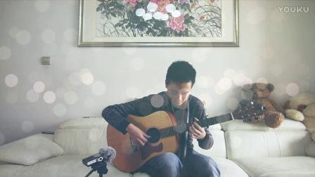 【琴侣】吉他指弹《遇见》