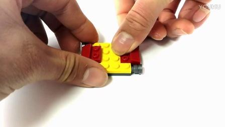 【群友分享】乐高LEGO漫威钢铁侠魔改拆甲台