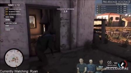 3DMGAME_《狙击精英4》单人游戏演示视频