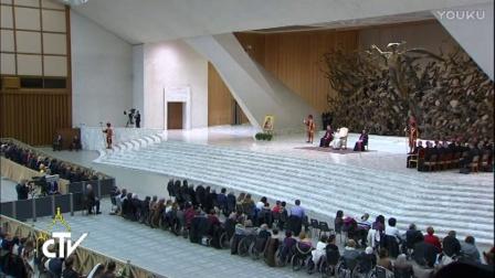 教宗公开接见:望德在於期待与上主永远同在