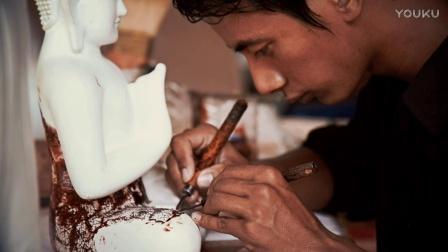 柬埔寨传统工艺:漆器艺术