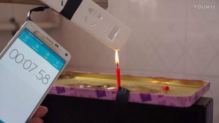 品胜PSCXB-02A新国标插线板拆解燃烧测试