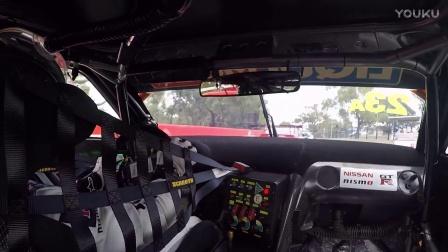 日产GTR赛车巴瑟斯特12小时单圈车载视频