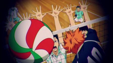 【MAD/排球少年】不想输需要什么理由吗