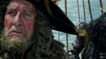 迪士尼电影公司出品的【加勒比海盗5:死无对证】超级杯电视广告中文版(Q群592336478 )